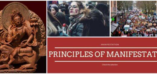 Principles of manifestation (2)
