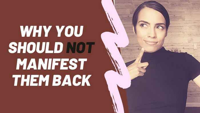 How to Manifest Your Ex back (2)