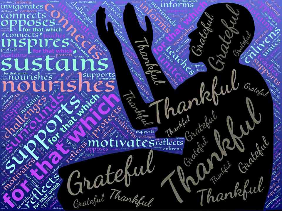 1000 things to be thankful for