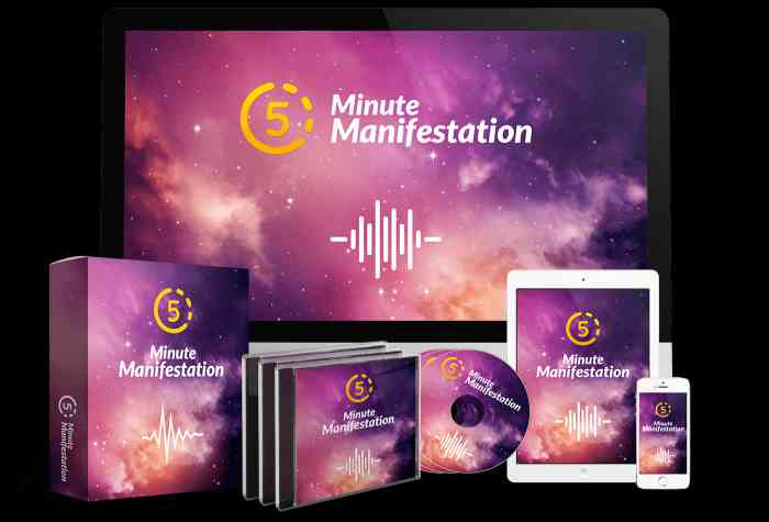 5 minute manifestation