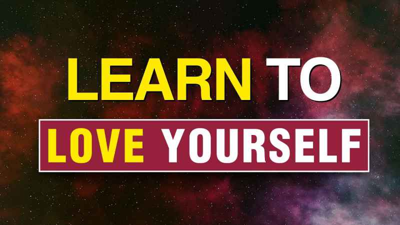 How to manifest self love