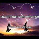 sings your soulmate is coming
